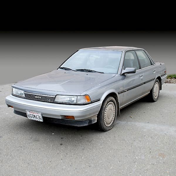 2: 1989 Toyota Camry Sedan DOES NOT RUN