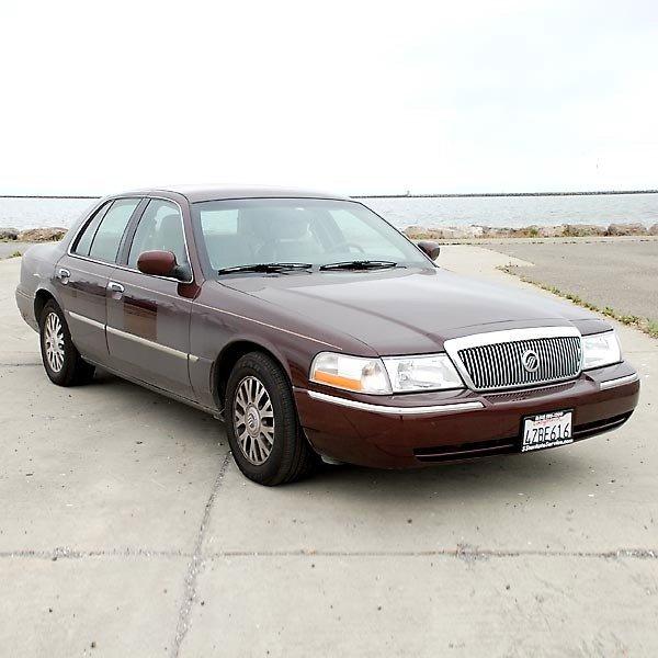 4: 2003 Mercury Grande Marquis LS
