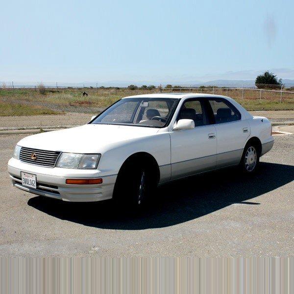 1: 1997 Lexus LS400 Sedan