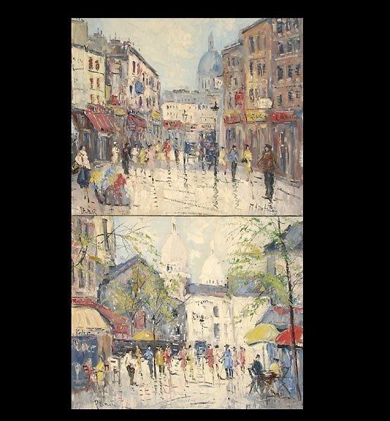 831: M Soutine Paris France modern French art