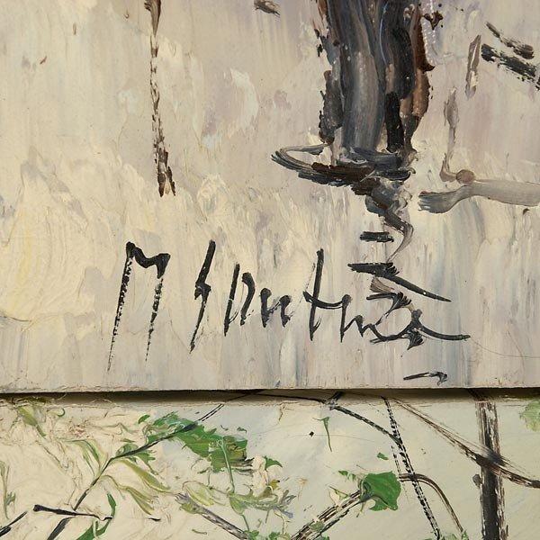 831: M Soutine Paris France modern French art - 2