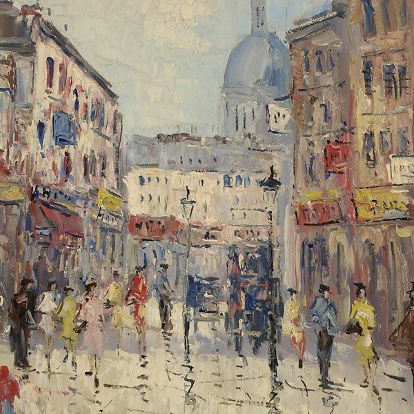 831: M Soutine Paris France modern French art - 3