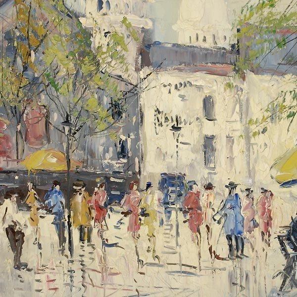 831: M Soutine Paris France modern French art - 4