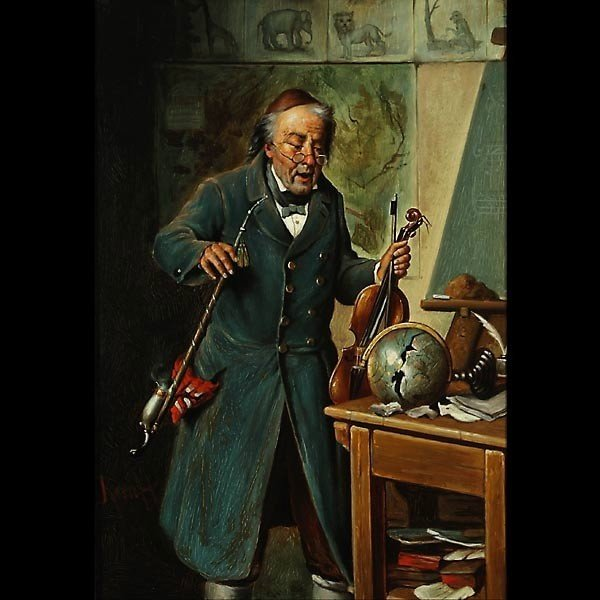 1014: Hermann Kern Hungarian art