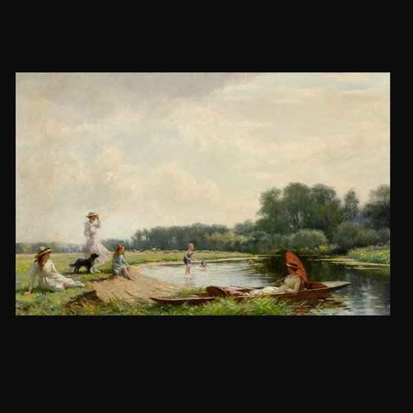 1021: W Kay Blacklock Day at the River Oil