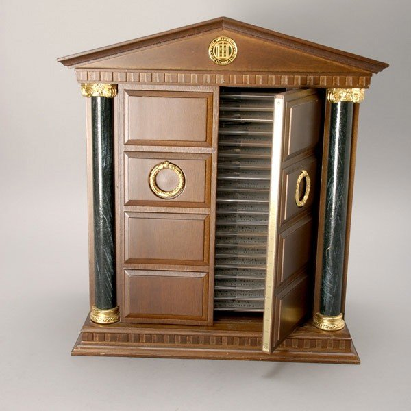 262: The Millennium Coin Collection by Franklin Mint,