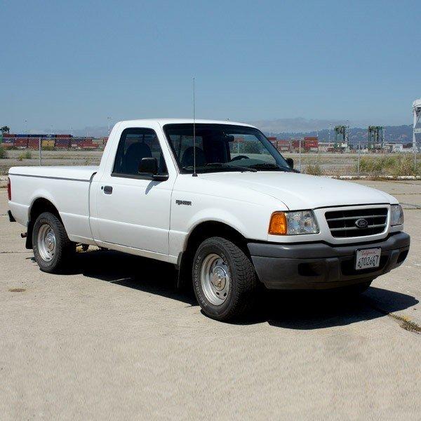 001A: 2001 Ford Ranger Regular Cab Pickup