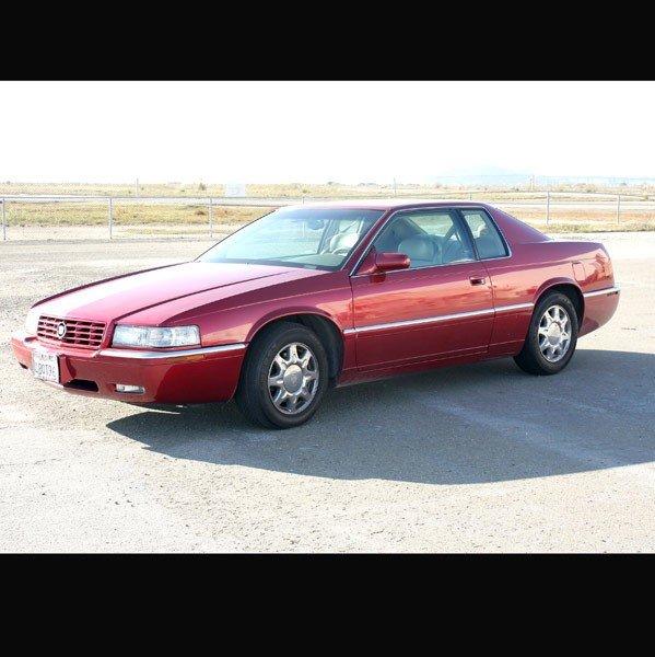 1: 1998 Cadillac El Dorado Coupe