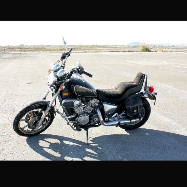 3: 1988 Kawasaki Vulcan 750cc Motocycle