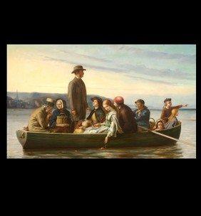 Alexander Fraser Scottish Art Painting