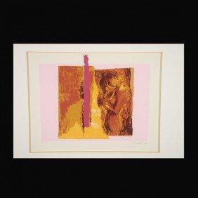 "NICOLA SIMBARI, ""Crazy Horse"" No.4"