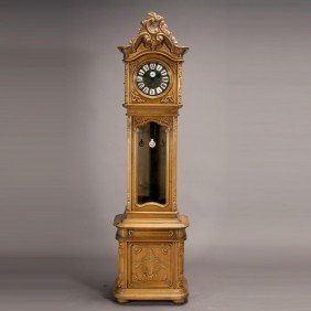 Black Forest Gazo Long Case Clock