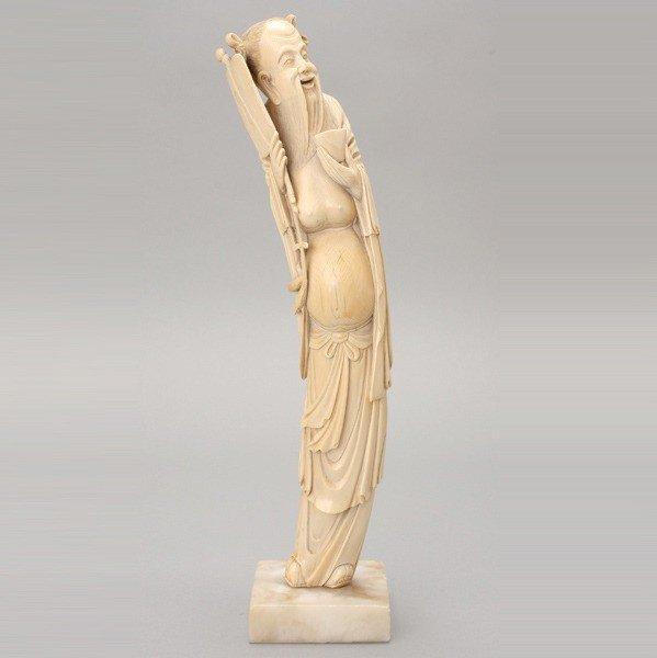 6002: An Ivory Carving of Zhongli Quan*