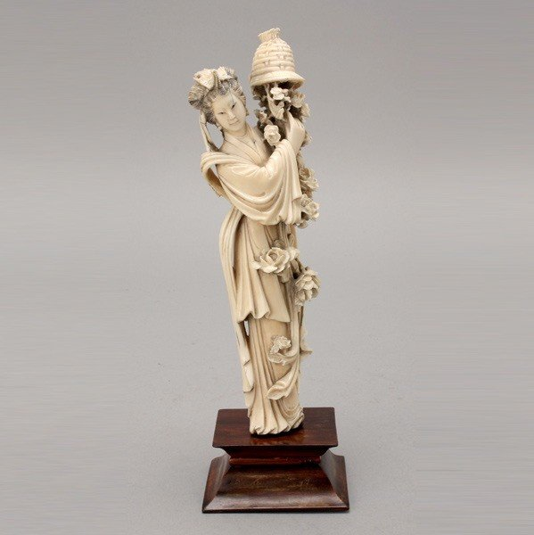 6011: An Ivory Carving of Tiannu*