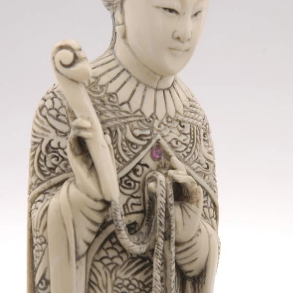 6012: An Ivory Emperor and Empress* - 4