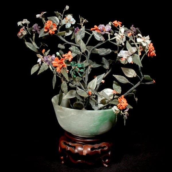 6096: A Jewel Tree in a Jade Bowl