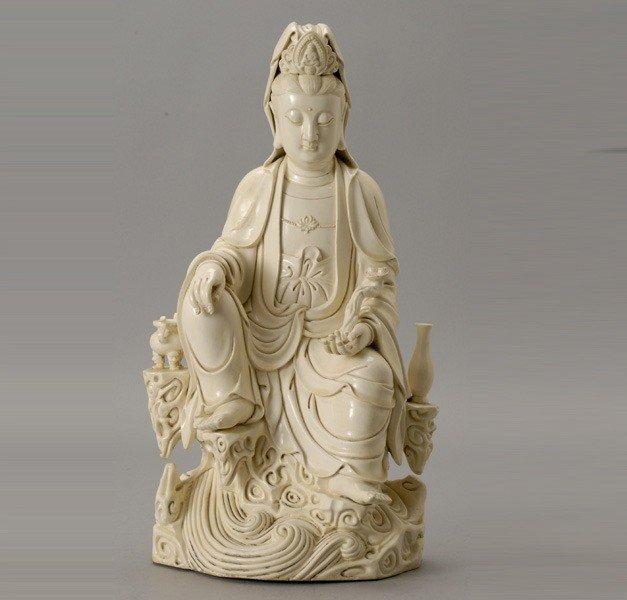 6195: A Dehua Guanyin