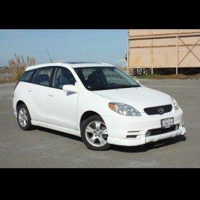 1: 2003 Toyota Matrix Hatchback