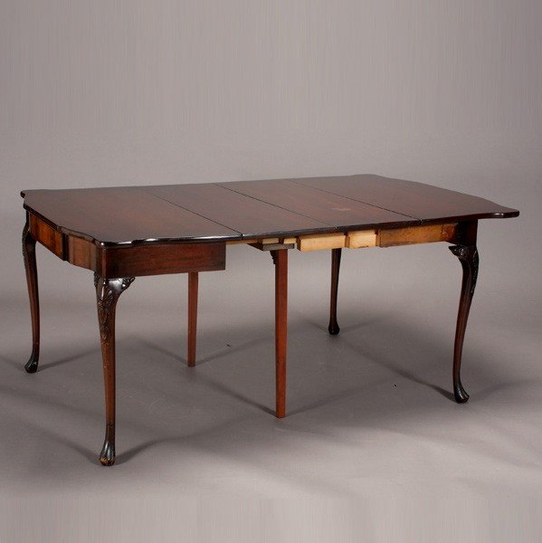 620: Henry F. Miller Cambridge MA Dining Table,