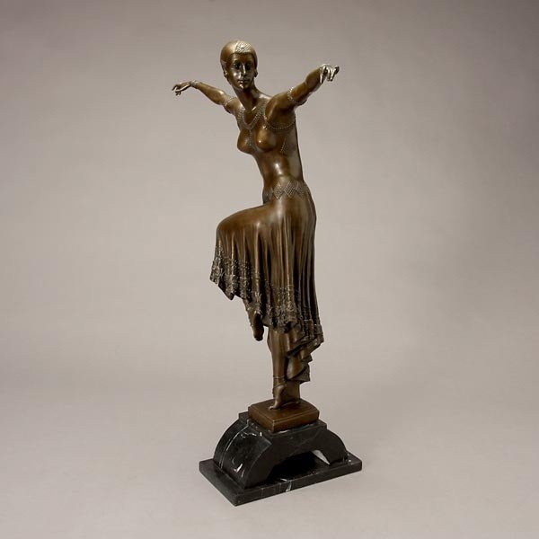 817: After DEMETER CHIPARUS, Bronze Dancer - 3