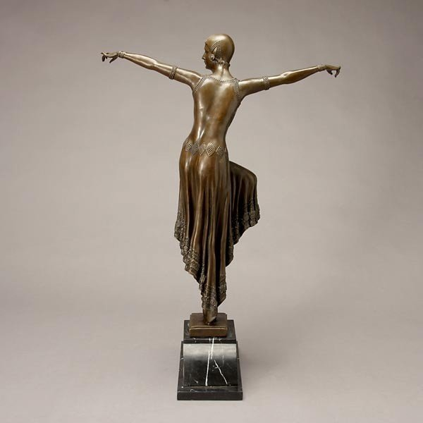 817: After DEMETER CHIPARUS, Bronze Dancer - 4