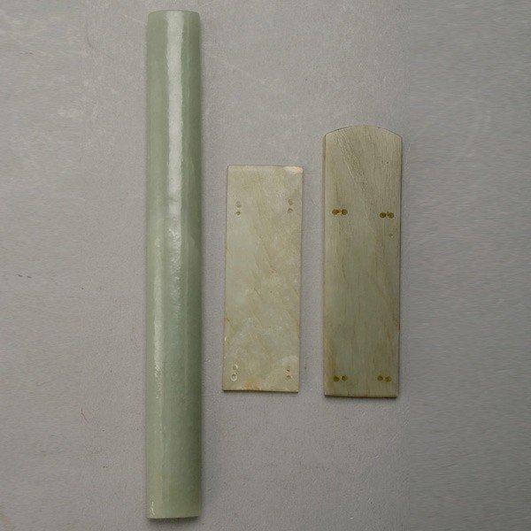 180: Three Jade Sections