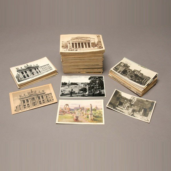 1010: Collection of Over 300 Postcards.
