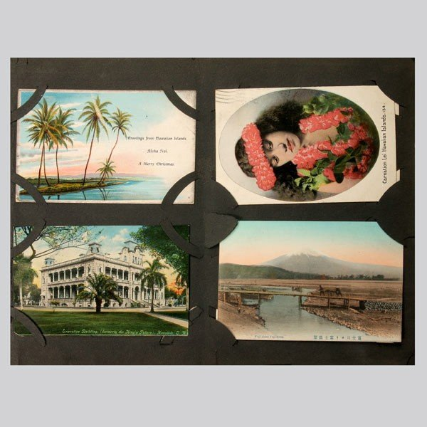 1013: International Postcard Collection.