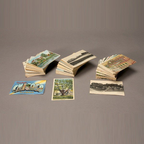 1045: Colection of Over 400 Postcards.