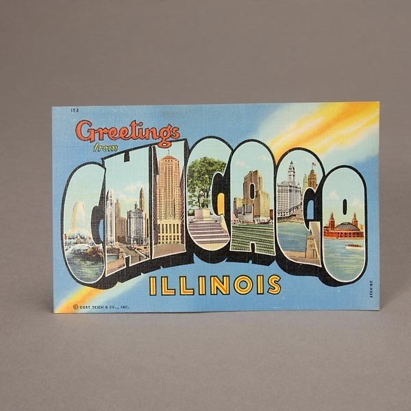 1045: Colection of Over 400 Postcards. - 2