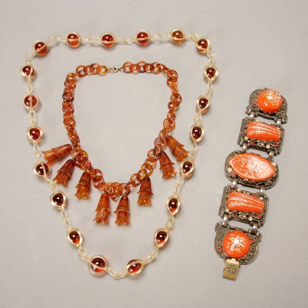 1025: Group of 1960's Costume Jewelry