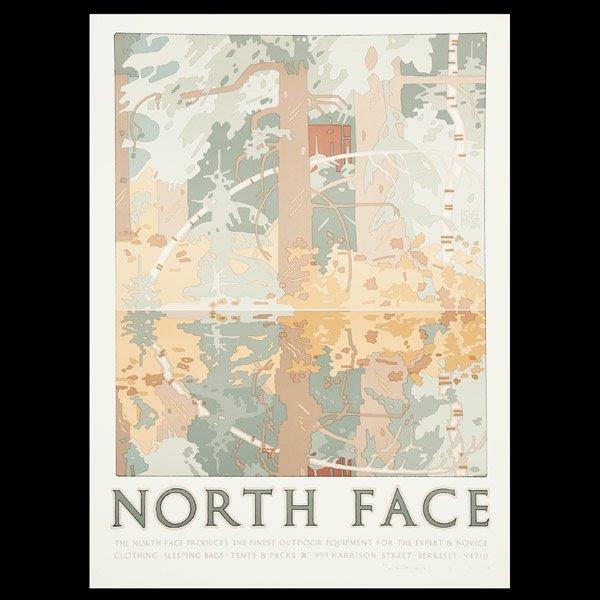 1107: Three David Lance Goines (Contemporary) Graphics