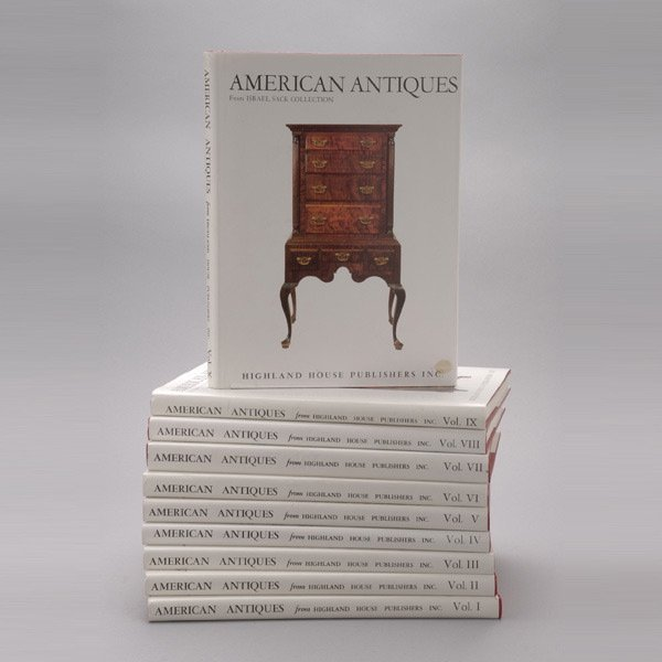 1150: American Antiques from the Israel Sack Collection