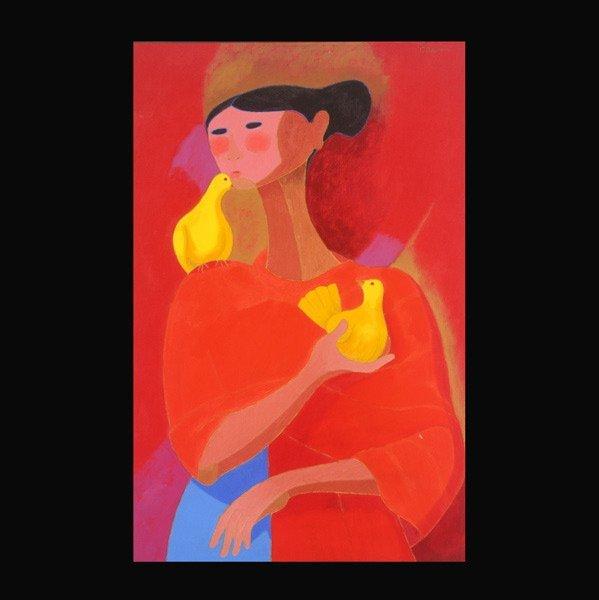 "9: Trinidad Osorio ""Portrait of a Lady"""