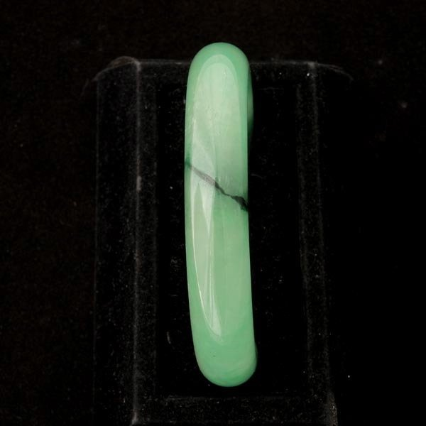 330: JADEITE BANGLE. - 2
