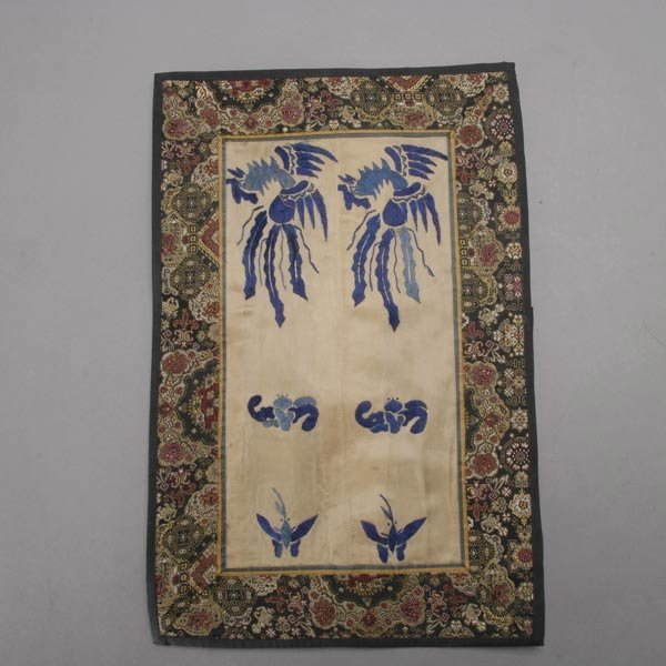 481: A Group of Embroidered Textiles - 3