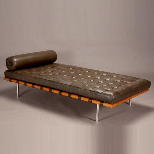 1205 Knoll Mies Van Der Rohe Barcelona Daybed