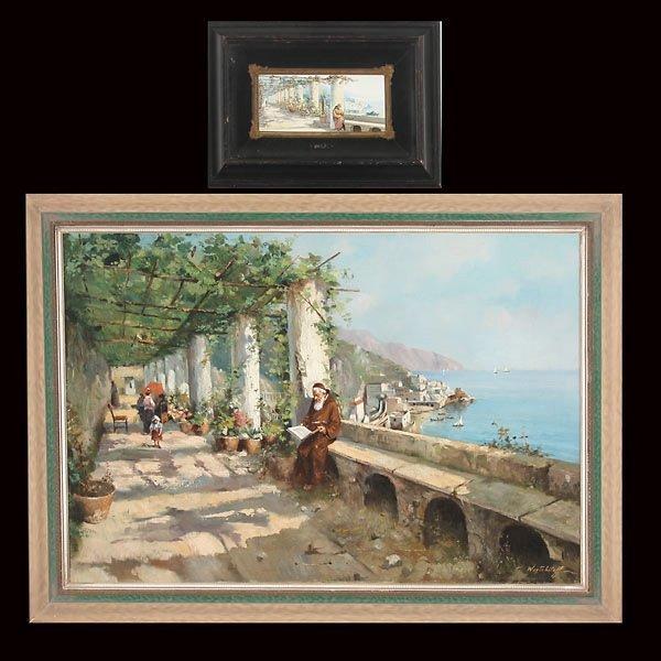 2005: CONSTANTIN  WESTCHILOFF Amalfi and Study of Amalf