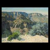 2101 T M Nicholas View of the Grand Canyon