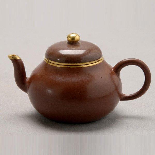 8155: A Fine Yixing Teapot