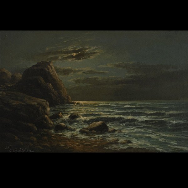 7: After CONSTANTIN  WESTCHILOFF The Ocean at Night