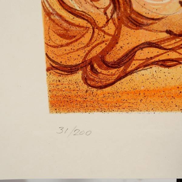"""50: After Salvador Dali """"Les Reveurs"""" Portfolio - 4"""