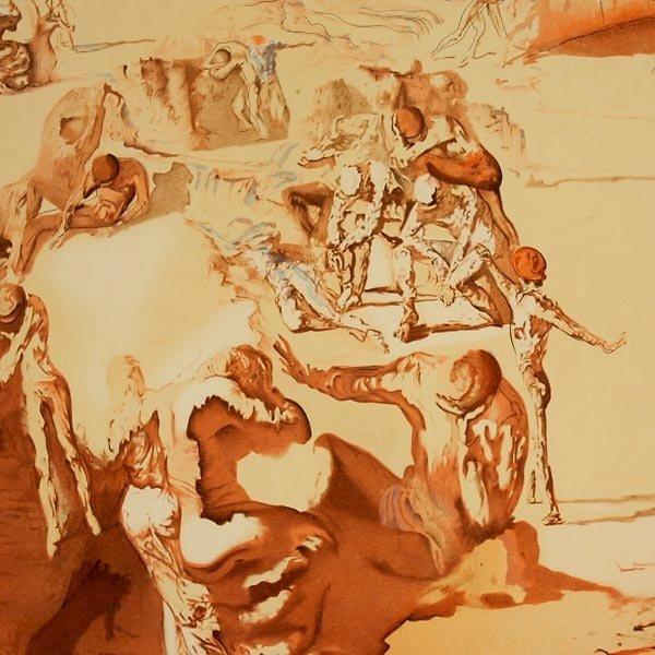 """50: After Salvador Dali """"Les Reveurs"""" Portfolio - 6"""