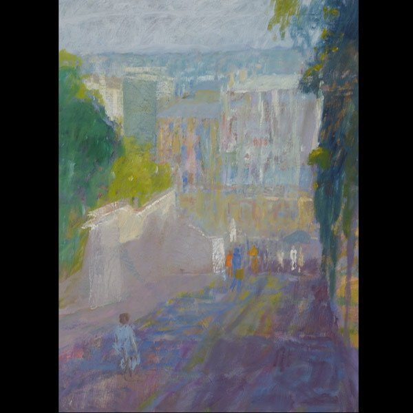 91: ANTON SIPOS    Montmartre