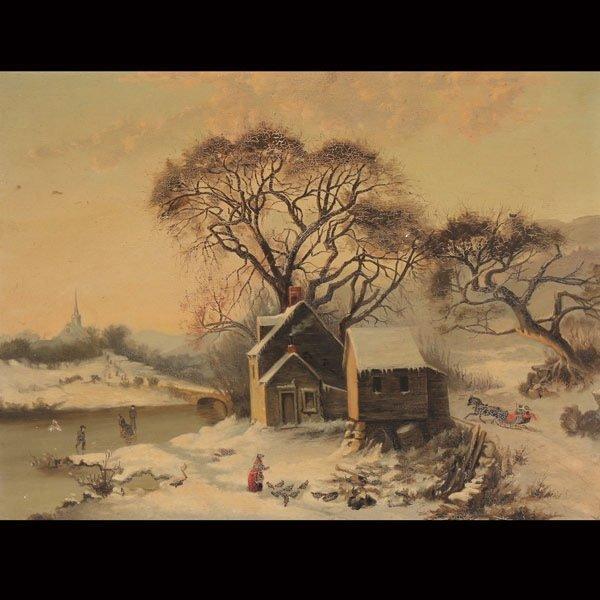 """13: Continental School    """"Winter Wonderland"""""""