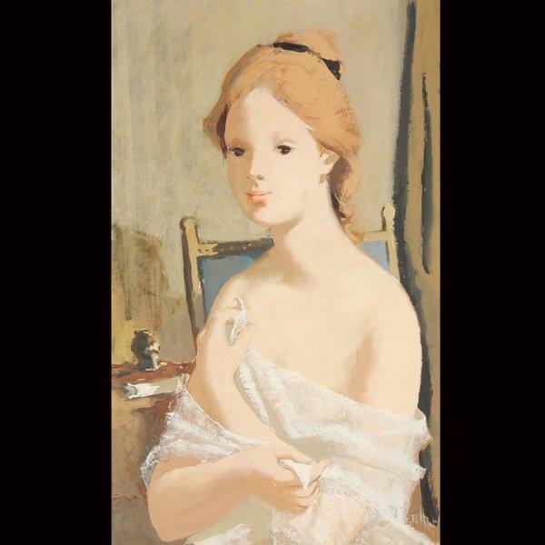 "20: JONATHON ZUTTER ""Portrait of a Lady in White"""