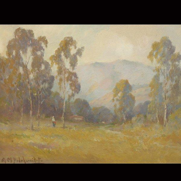 """9: ALEXIS MATTHEW PODCHERNIKOFF  """"Landscape"""""""