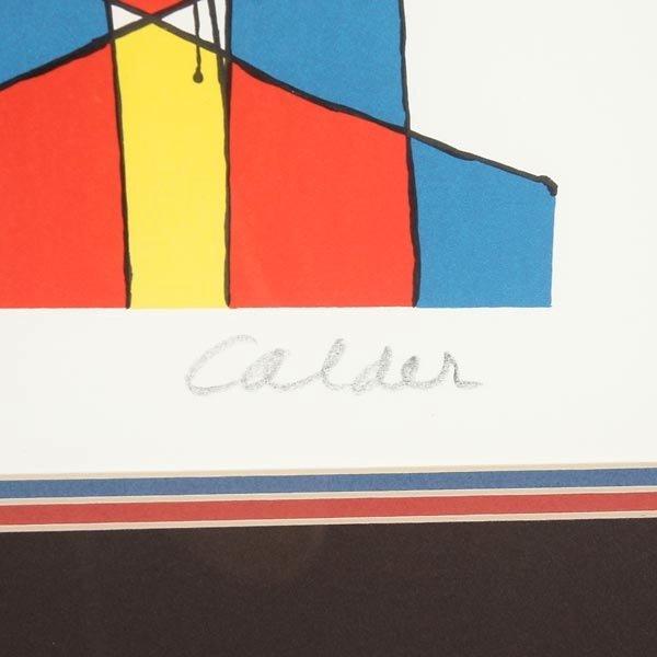 "153: ALEXANDER CALDER   ""Balloons"" - 2"