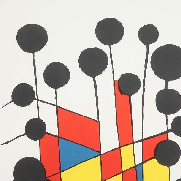 "153: ALEXANDER CALDER   ""Balloons"" - 4"