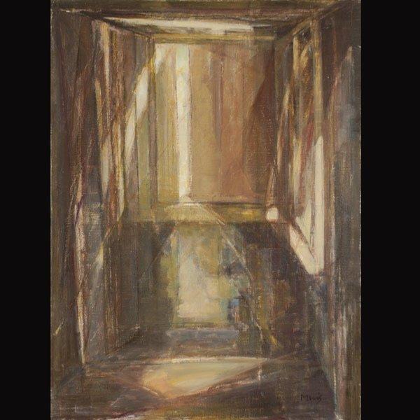"""15: ALBERT MUIS   """"Light Comming In"""""""